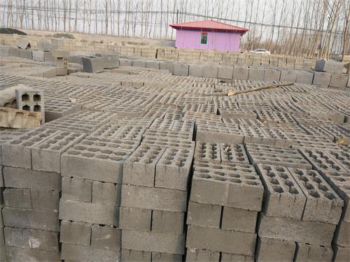 混凝土多孔砖