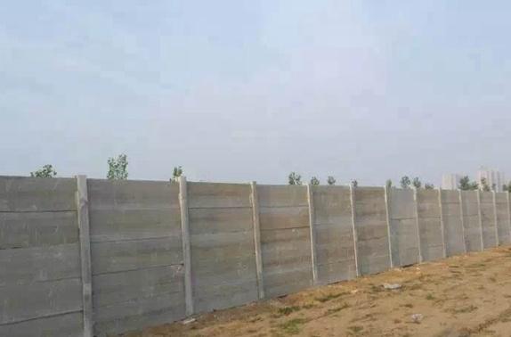 预制围墙板,新型预制围墙板,水泥拼接围墙