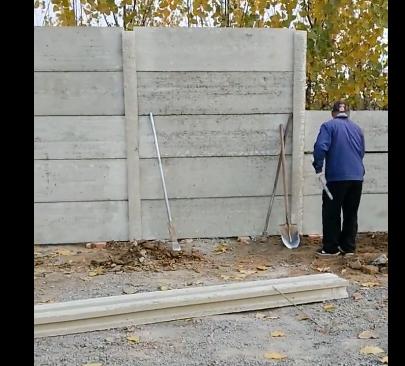 预制围墙多少钱一跑米