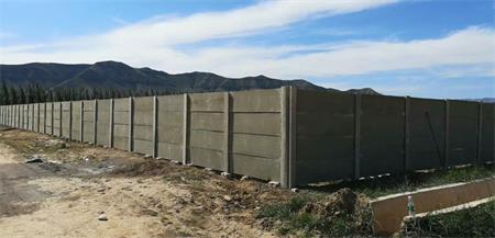 德州水泥围墙